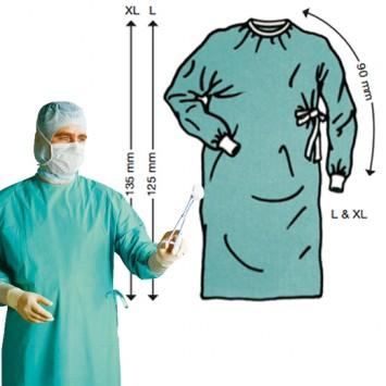 普通式手术衣-35G PGI SMS/G